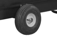Комплект пневматических колес для теплогенераторов Ballu-Biemmedue GE 105, EC 85 02AC599