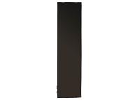 Электропанель Campa Campaver (вертикальная узкая) CMEP 16 V SEPB 1600W черный