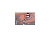 Комплект подключения топливного бака с деаэратором для теплогенераторов Ballu-Biemmedue 02AC632