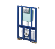 Канализационная  установка  Saniwall Pro (2 коробки=инсталляция+установка)