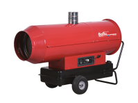 Теплогенератор мобильный дизельный Ballu-Biemmedue EC 55