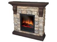 Камин с декоративным порталом (комплект) Electrolux EFP/S-2118SDR