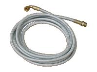 Топливопровод гибкий для подключения внешнего топливного бака теплогенераторов Ballu-Biemmedue 02AC403