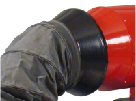 Адаптер для крепления рукава O300 мм для теплогенераторов Ballu-Biemmedue EC 32 02AC501