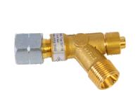 Клапан предохранительный газовый для теплогенераторов Ballu-Biemmedue GP 30A, GP 45A, GP 65A, GP 85A 03AC504