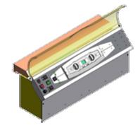 Панель управления для котлов De Dietrich GJ 5 Базовая (B3)
